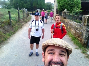 Camino 2014