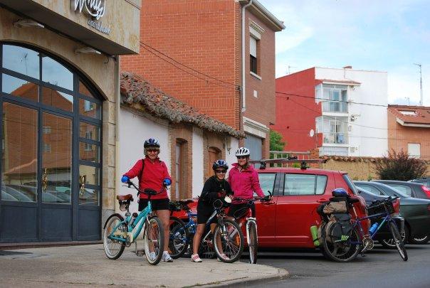 Salida de Astorga